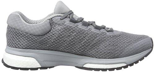 adidas Response Boost, Sneakers da Uomo Grigio (Grau (Vista Grey S15/Dark Grey/Mid Grey S14))