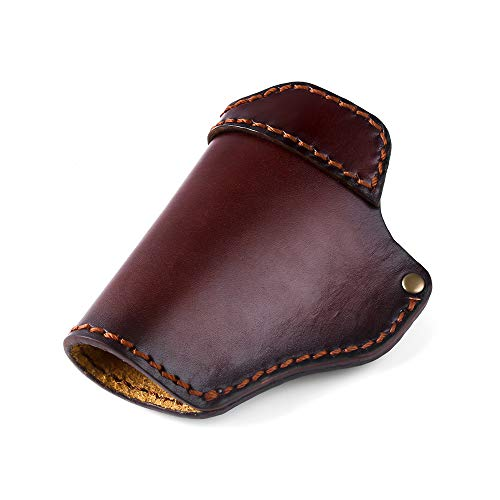 LIRISY Leather IWB Holster   Inside The Waistband Concealed