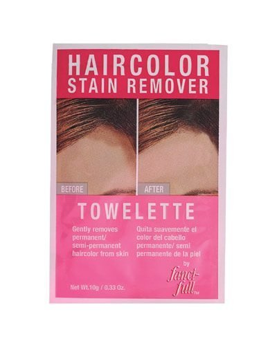 Fanci-Full Haircolor Stain Remover Towelette by Fanci-Full