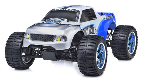 1/10 2.4Ghz Exceed RC Infinitve Nitro Gas Powered RTR Off...