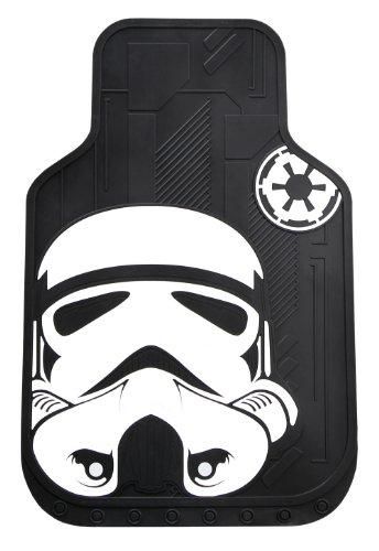 Plasticolor 001482R01 'Star Wars Stormtrooper' Automotive Floor Mat Set