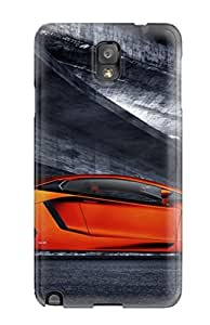 NODxWlk945OKUhq Jeremy Myron Cervantes Awesome Case Cover Compatible With Galaxy Note 3 - Lamborghini Aventador Sports Car
