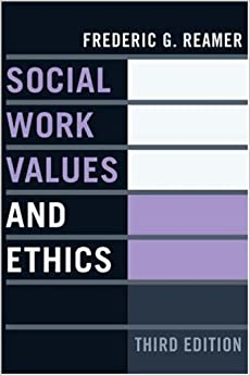 Book Social Work Values and Ethics (Foundations of Social Work Knowledge Series)