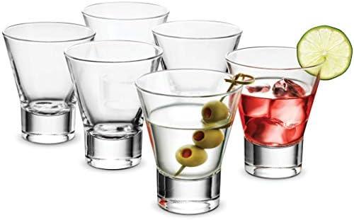 Bormioli Rocco YPSILON Cocktail Glasses