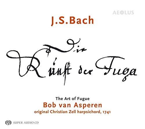 Bach: Die Kunst der Fuge (The Art of Fugue)