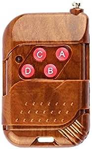4 قناة 315MHZ مفتاح لاسلكي للتحكم عن بعد مجموعات وحدة الاستقبال لاردوينو