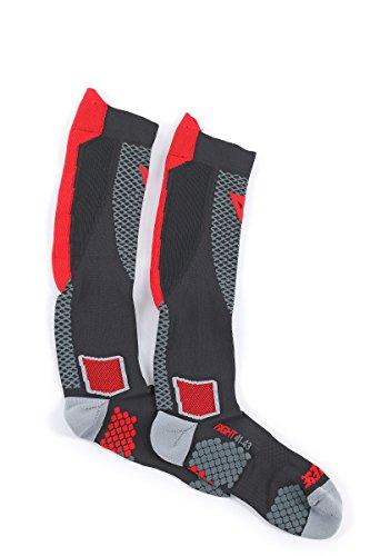 - Dainese Unisex-Adult D-Core High Sock Black Medium