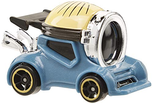 Hot Wheels Despicable Me Series 3 #6 Vehicle (Wheel Despicable Me Power)