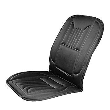 12V Heizbare Sitzauflage 2-Stufen Sitzheizung Heizkissen Beheizbares Sitzkissen