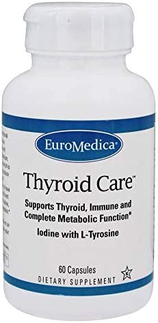 Euromedica Thyroid Care%C2%99 60 Caps product image