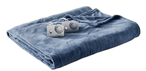 Biddeford Heated Blanket with 10 Heat Settings, 10 Hour Auto