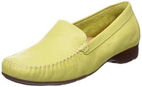 Mocasines Dal Para citron Van Sanson Yellow Mujer Amarillo fvwnpq