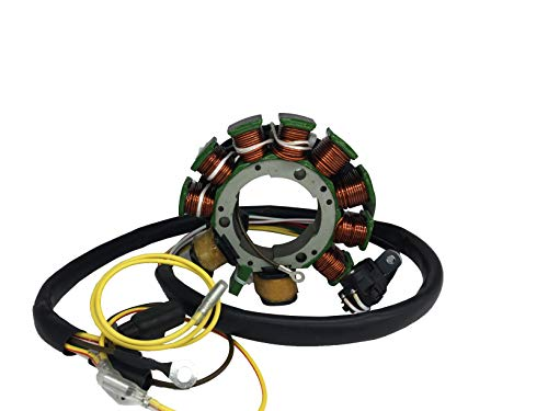 shamofeng Stator Magneto for Polaris Big Boss Magnum Ranger Scrambler Sportsman Worker 500 cc 1997 1998 1999 2000 2001 Replaces: Polaris 3085561, 3086821 (500 Magnum)
