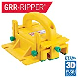 GRR-RIPPER 3D Pushblock for Table Saws, Router Tables, Band Saws, and Jointers by MICROJIG
