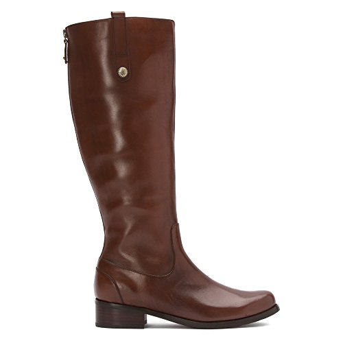 Blondo New Womens Victorina Gambaletto Equitazione Boston Butterscotch