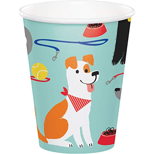 Dog Party Cups, 24 ct -