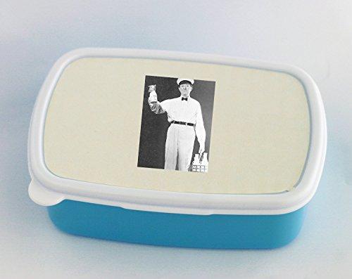 milkman blue Lunch Box - Milkman Kit
