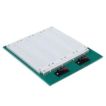 bioceta 4 en 1 700 Posición Point SYB-500 Tiepoint sin soldadura Pan Junta Protoboard: Amazon.es: Electrónica