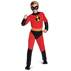 Disguise Dash Incredible Child Costume Large (Large (10-12))