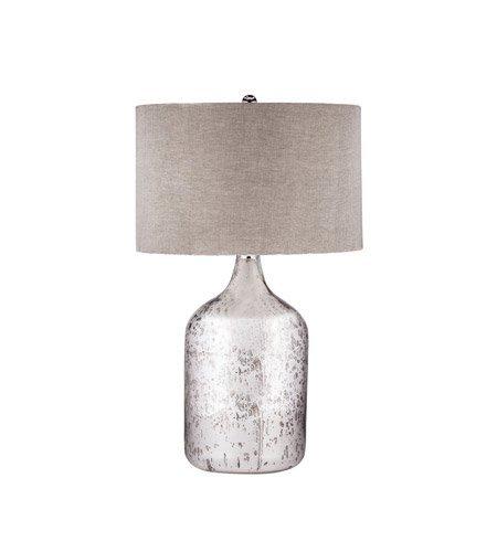Amazon.com: Lámparas de Mesa 1 Luz con acabado de vidrio de ...