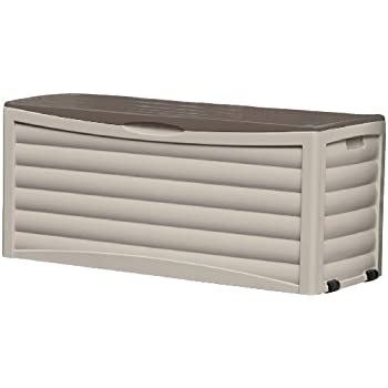 Elegant This Item Suncast DB10300 Patio Storage Box