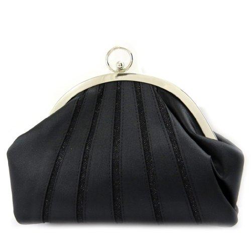 Bursa sac 'Nina'negro.
