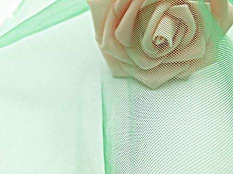 000 Zitronengelb Dunkelblau Wei/ß Gold 100 Yards 15 cm Breite T/üll Band Stoff f/ür Party Dekoration Wrapping Handwerk Bogen M/ädchen Tutu Farbe Dunkelgr/ün Rosa