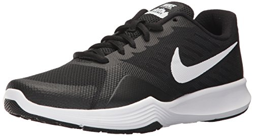 001 Running Nike de Chaussures White Femme City Trainer Noir Black SOIOTx
