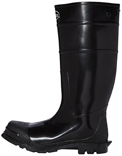 Boss Gloves Size 10 Black Mens PVC Knee Boot 2KP200110 5TVYFD7Mv6