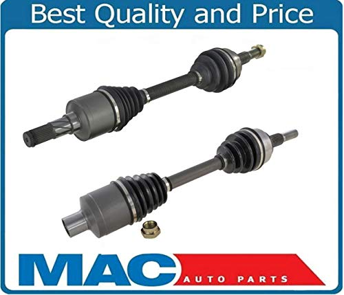 - Mac Auto Parts 158818 Brand New Front Left & Right C/V Axles Shaft For Jeep Grand Cherokee W/O Limited Slip Differential Transmision