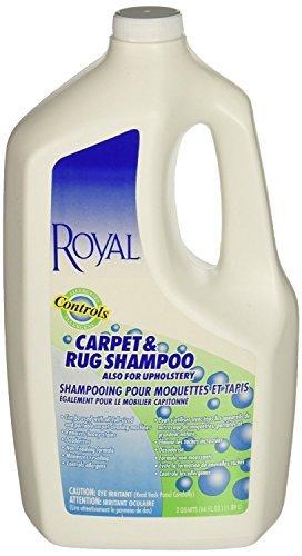 Genuine Royal Carpet and Rug Shampoo - 64 Ounce by Royal Dirt Devil