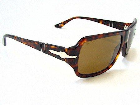 2883 2883s Persol Tortoise 2457 Sunglasses S 58x16 Brown Polarized qAR54jL3