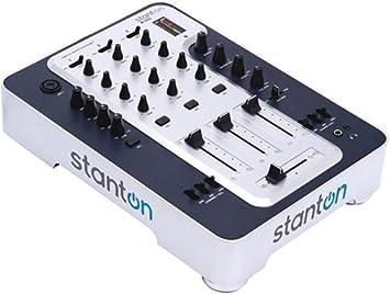 Amazon.com: Stanton M.303 3-Channel 10-pulgadas mezclador DJ ...