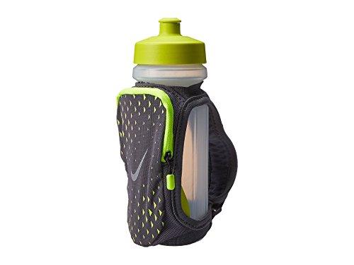 - Nike 22oz Handheld Water Bottle (Gray/Volt)