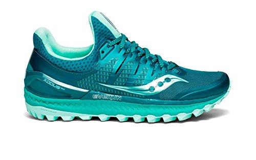 Saucony Xodus ISO 3 W, Zapatillas de Running para Mujer: Amazon.es: Zapatos y complementos