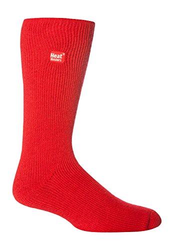 Heat Neige 39 Thermiques Eur Rouge Holders Chaussettes Chaudes Homme Hiver 45 rAqrwHE
