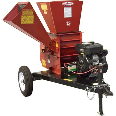 Merry Mac Commercial Chipper/Shredder - 570cc Briggs & Stratton Vanguard Engine, 4in. Capacity, Model# SC262-18VEMC by Merry Mac