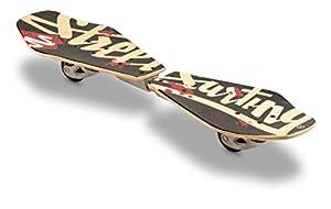Streetsurfing Waveboard Wooden Wave Rider Sundown, 500080