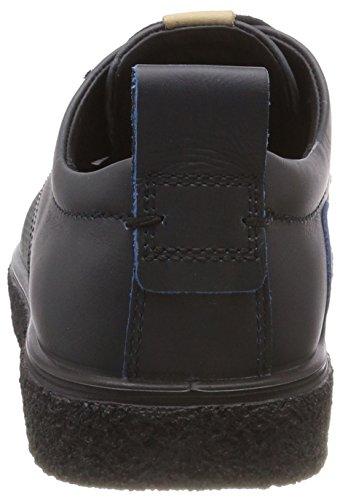 Herren Ecco Dynasty Crepetray Sneaker Blau AaYxTSqR
