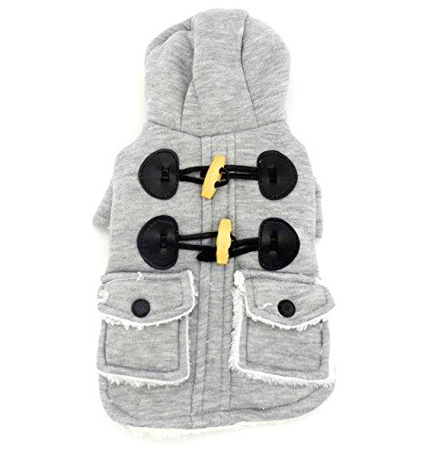 Hooded Fleece School Sweater Clothes