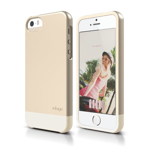 iPhone elago Glide Limited Champagne Coconut