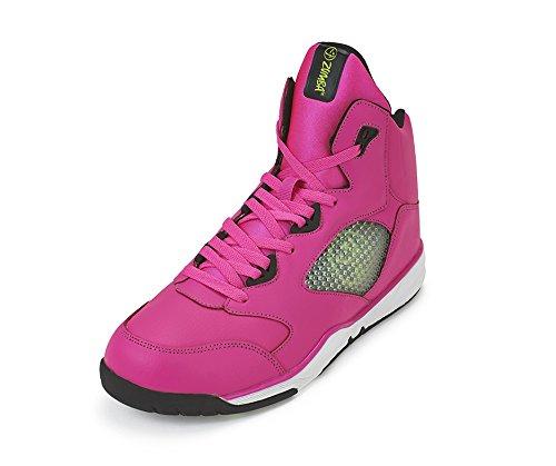 Zumba Women's Energy Boom Dance Shoe - Pink - 6.5 B(M) US
