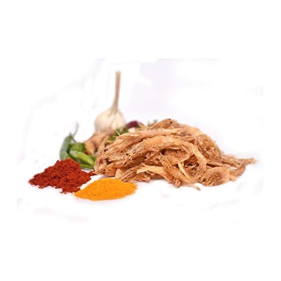 Fifozon Dry Fish Seafood - Dry Shrimp Large- 250 Grams
