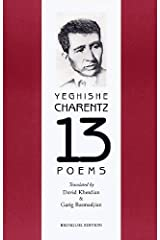 Yeghishe Charentz: 13 Poems Paperback