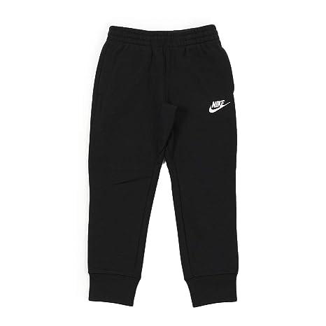 Nike Little Boys Fleece Jogger Pants (Sizes 4 - 7) - black, 7 ...