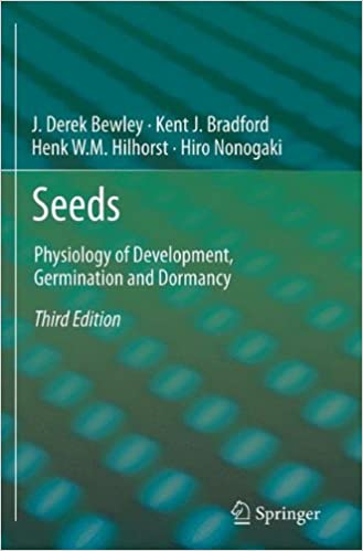 Book Seeds: Physiology of Development, Germination and Dormancy, 3rd Edition