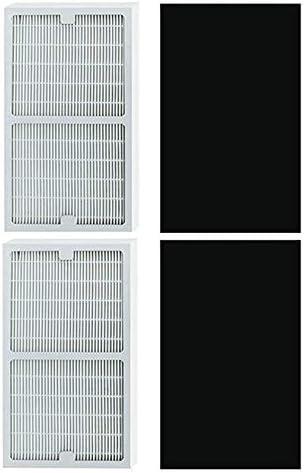 ximoon 2 HEPA purificador de aire Filtro para purificadores de ...