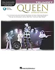 Queen - Updated Edition: Trumpet Instrumental Play-Along Bk/Online Audio