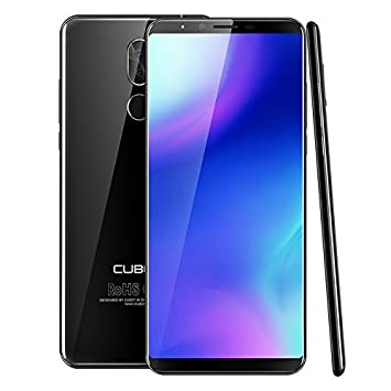 Unlocked Smartphones, Cubot R11 18:9 5.5 HD+ Screen Android 8.1 ...