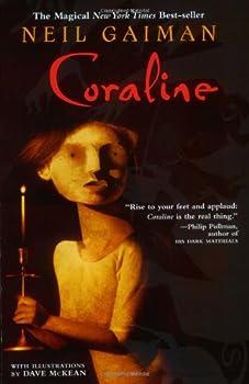Coraline 0380807343 Book Cover